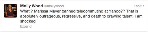 Yahoo Tweet 2