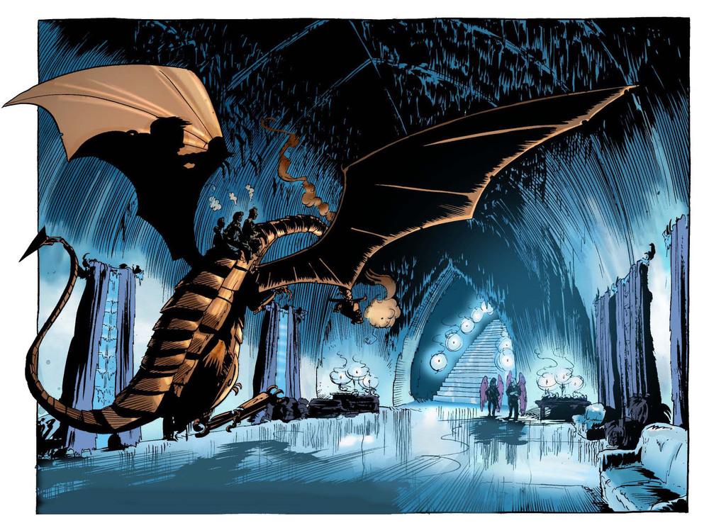 THE LOST HERO Festus ice castle.jpg