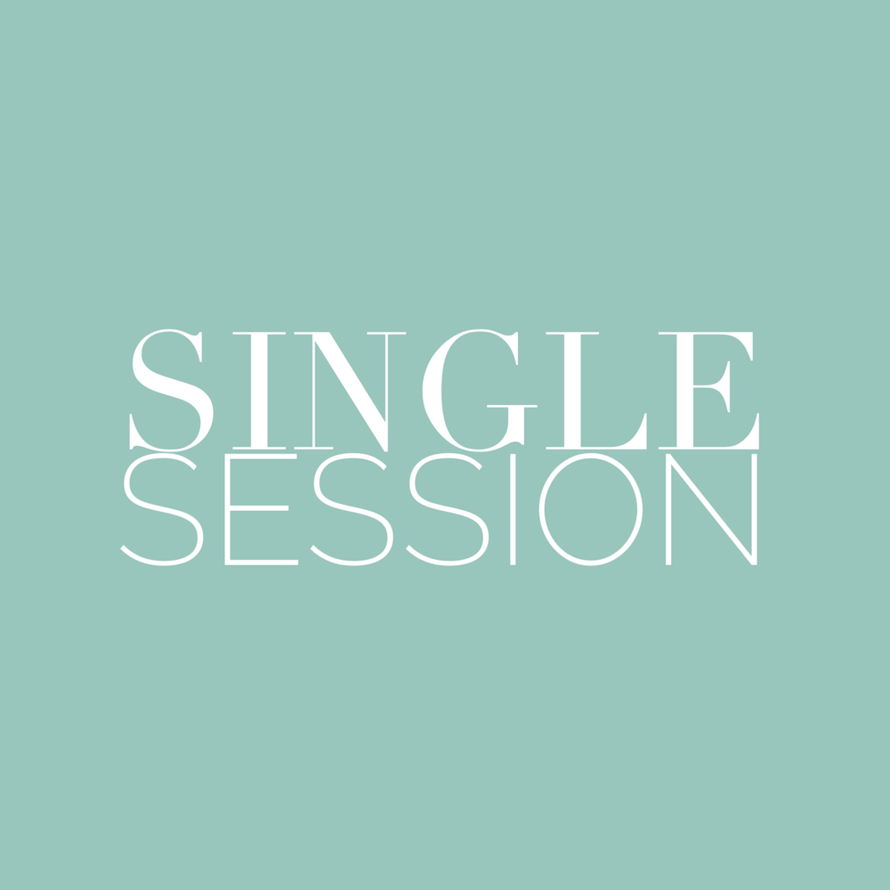 1 Session - Focused guidance on what's challenging you right now.In Person | $155Virtual | $120*I lovingly offer 2 spots per month for those with limited budgets and resources. If this is you, please contact me to discuss options.