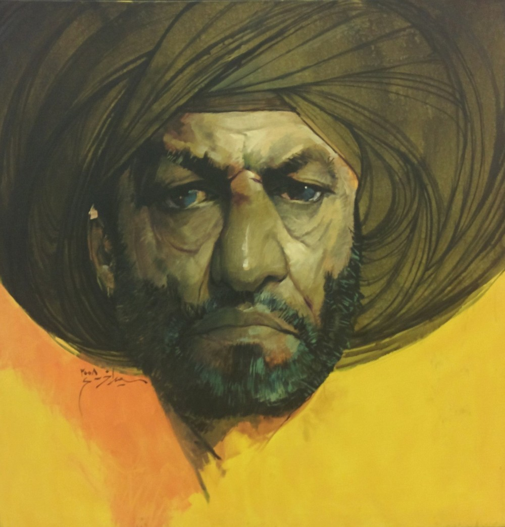 Lahore - Things to Do - Ijaz Art Gallery 5 Salahuddin Khawaja.JPG