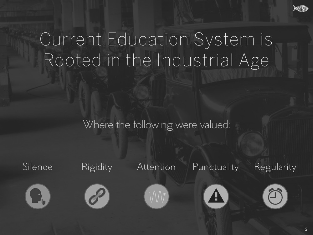 Current Education System is Rooted in the Industrial Age  - Khud EdTech Pakistan