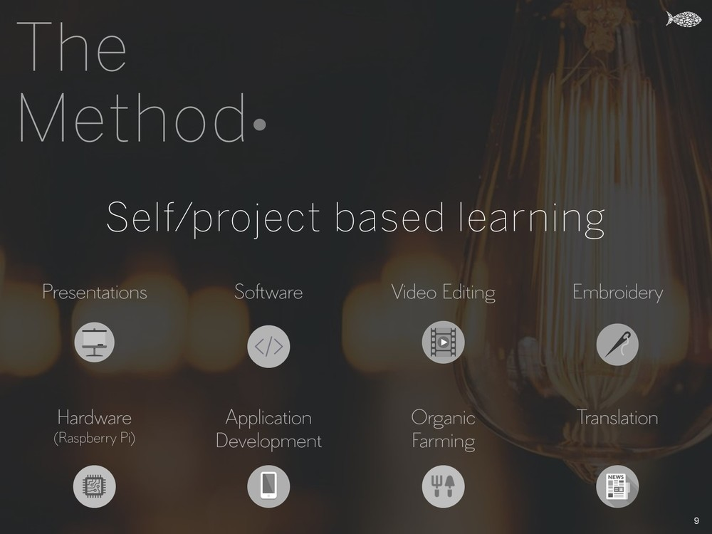The Method - Self/project based learning - Khud EdTech Pakistan