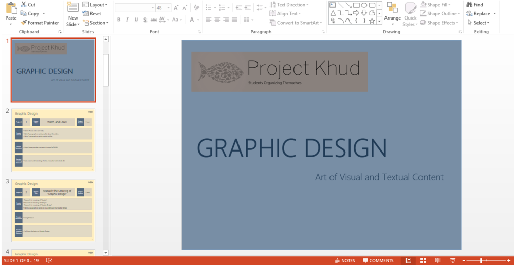 Graphic Deign Curriculum