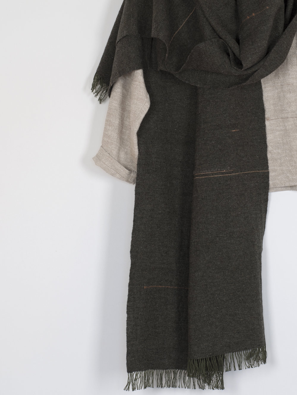 linen | shetland | kakishibu tokkenshi