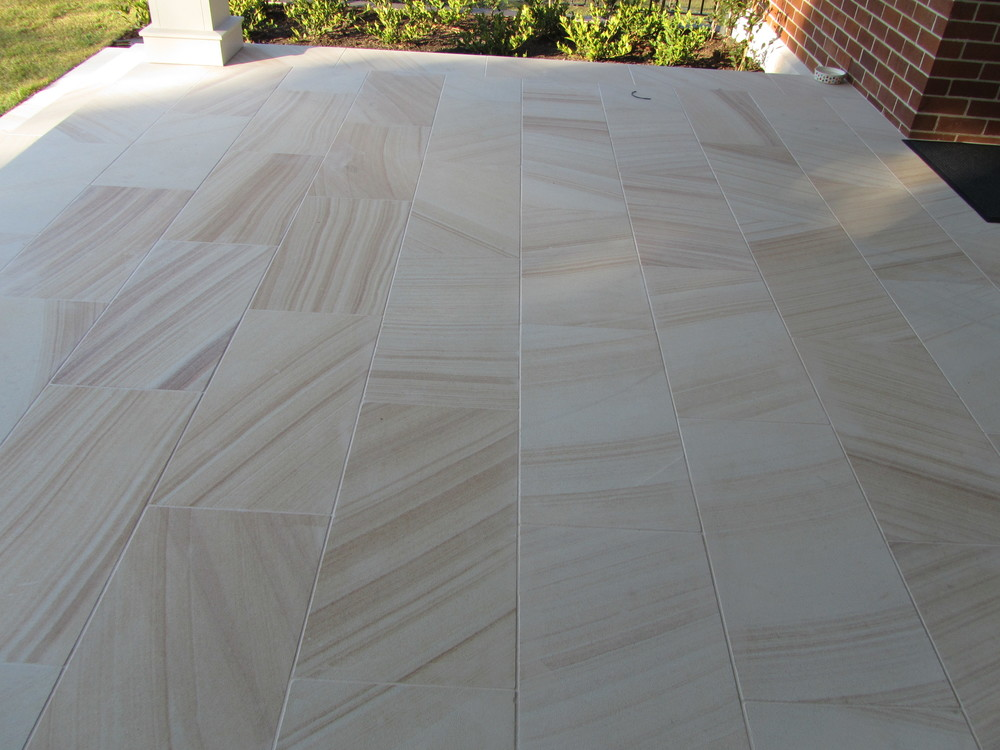 Sandstone pool pavers sydney melbourne brisbane for Pool 300 x 120
