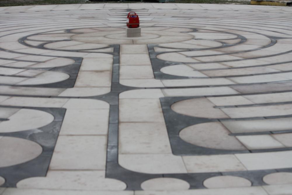 Labyrinth Centennial Park