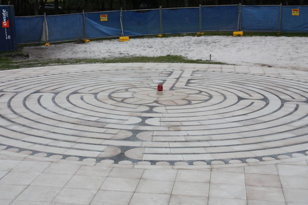 Labyrinth Centennial Park, Sydney