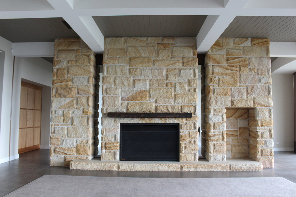 Stone Cladding Exterior Modern