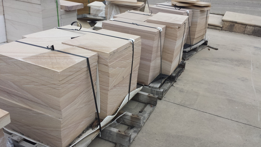 Sawn Pavers/ Cladding