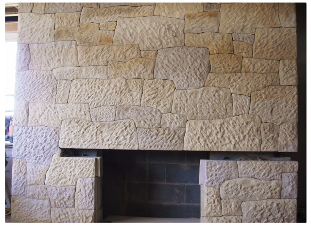 FRENCH  stone . dry stack convict pick fireplace1.jpg