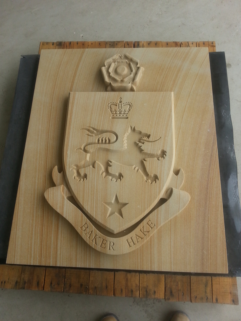 Project-The Kings School Baker Haka House Upgrade – Kings School Crest.jpg