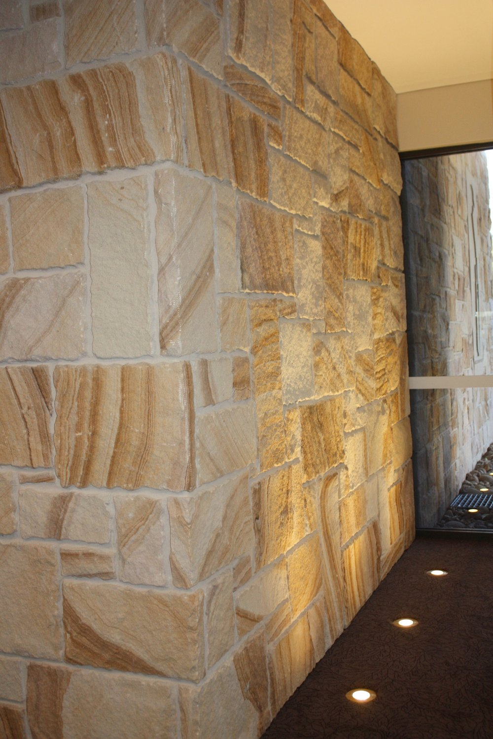 Sandstone Wall Cladding Panels In Sydney