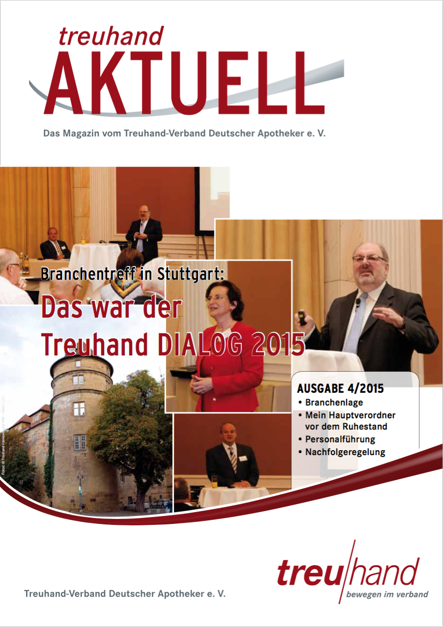 Treuhand Aktuell - Ausgabe 04/2015
