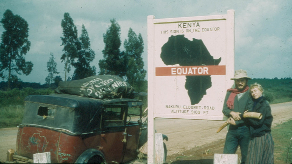 Alfred Jakobine taxi at Equator copy.jpg