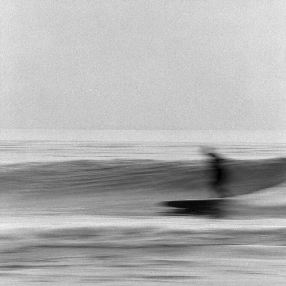 [#034508] Down the line, Study 1, Santa Cruz, USA, 2013