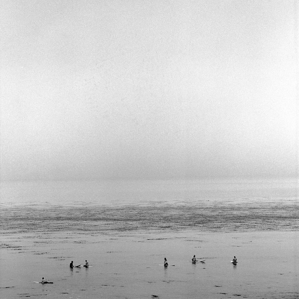 [#038406] Waiting between sets, Study 4, Santa Cruz, USA, 2013