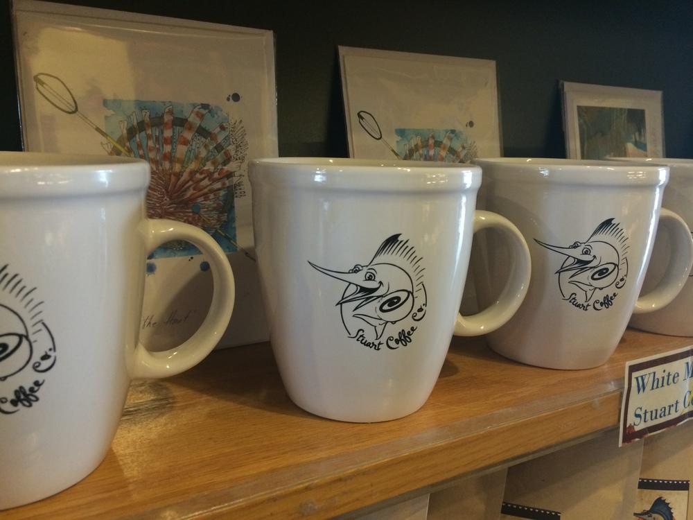 Signature mugs
