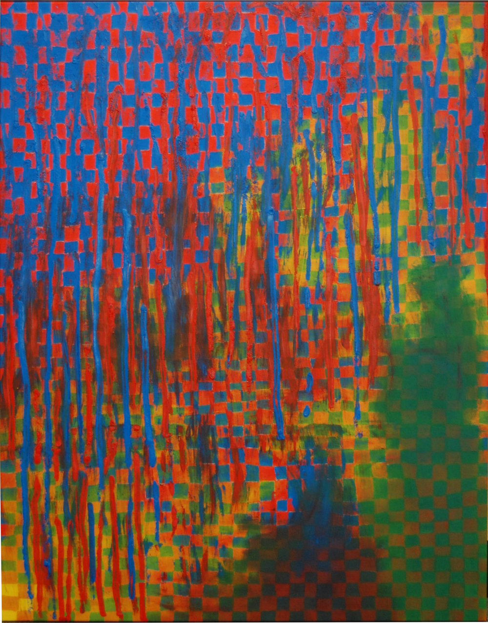 Syndesis, oil paint on canvas, 48''x54'', 2015.jpg
