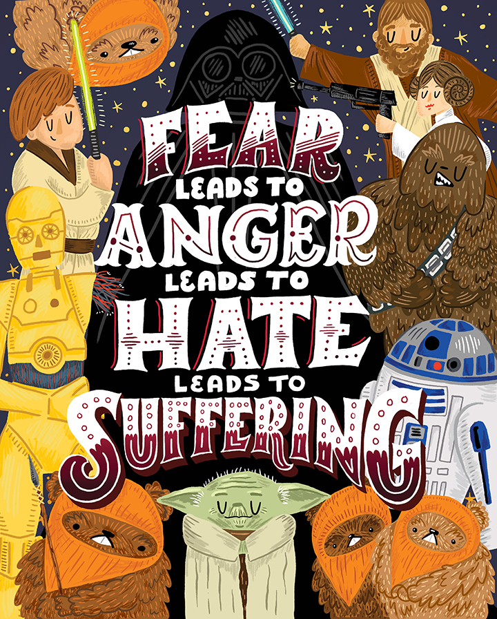 Fear Leads to Anger