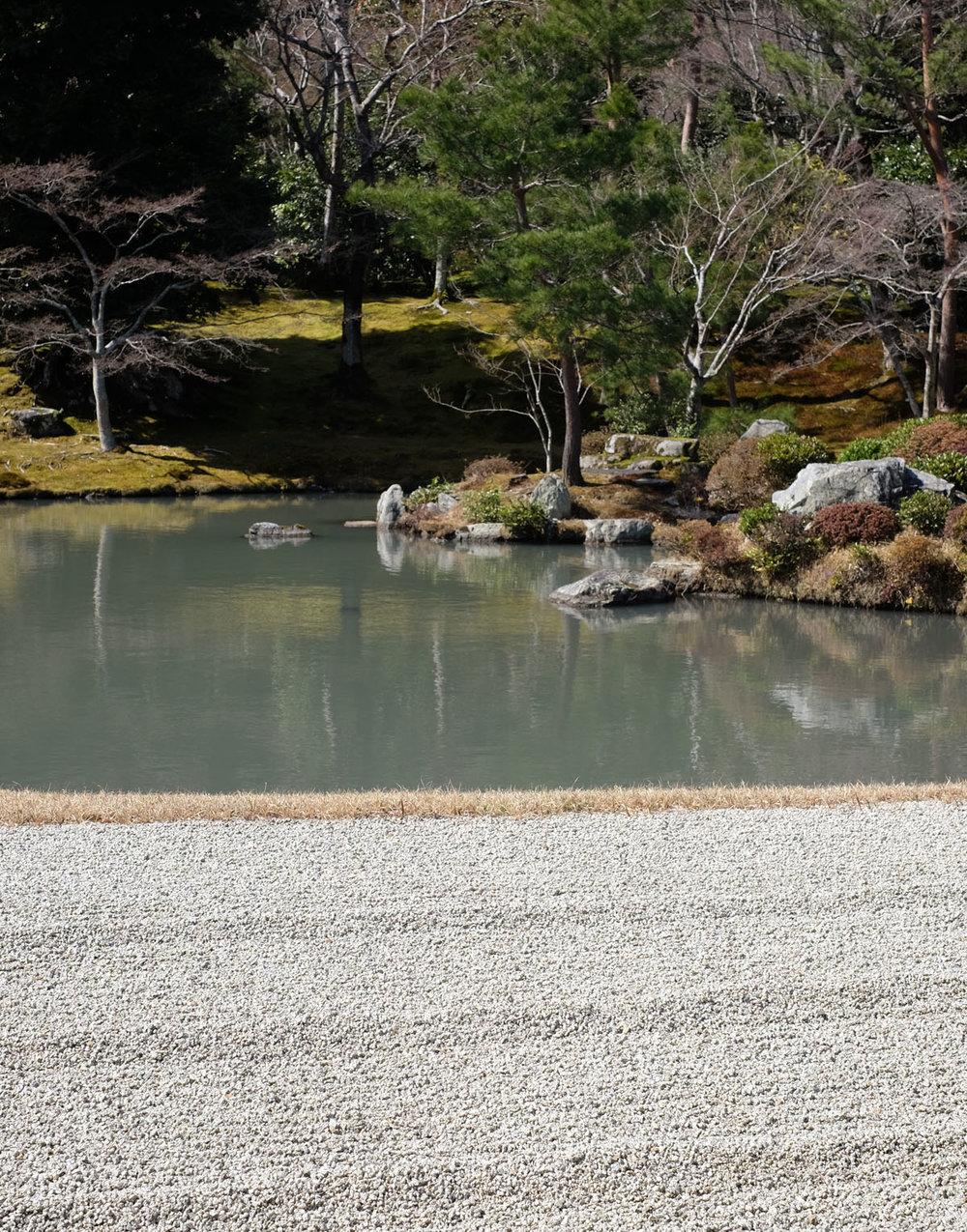 Tenryū-ji, Kyoto