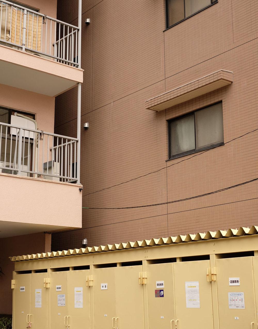 Apartments, Tokyo