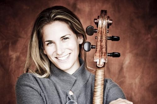 Cellist Gemma Rosefield