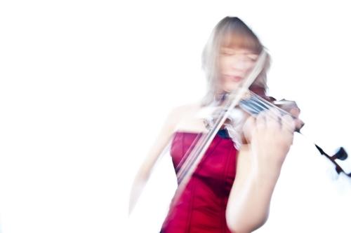 Soloist Fenella Humphreys