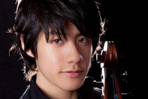 Cellist Yuki Ito