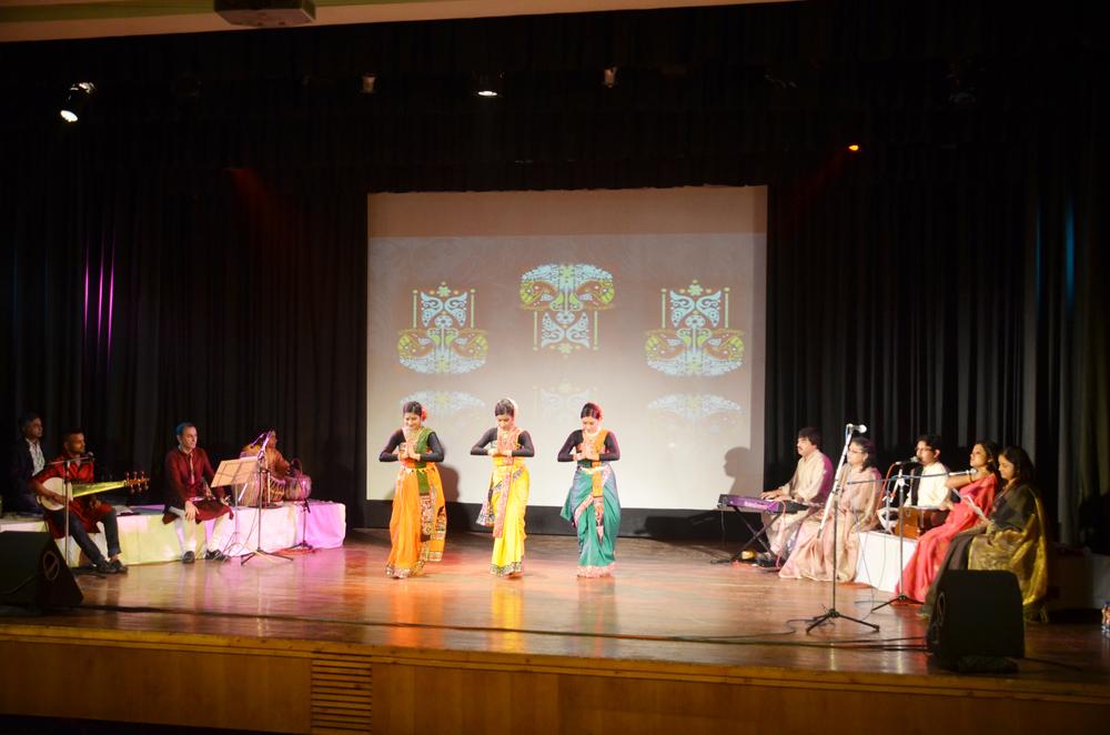 Gitanjali, 2012, ICCR Kolkata