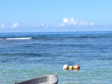 Kmaga Village Ocean.
