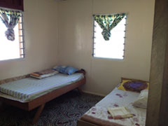 Kmaga Village Accommodation.