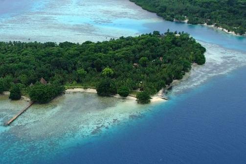 Tavinipupu Island Resort - Marau Sound