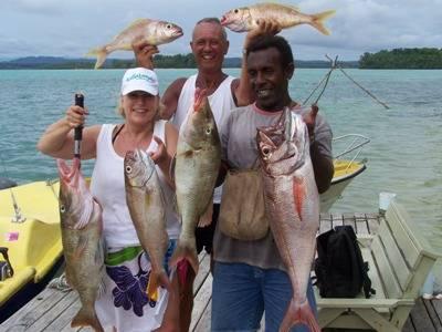 Zipolo Habu Resort - Solomon Islands.