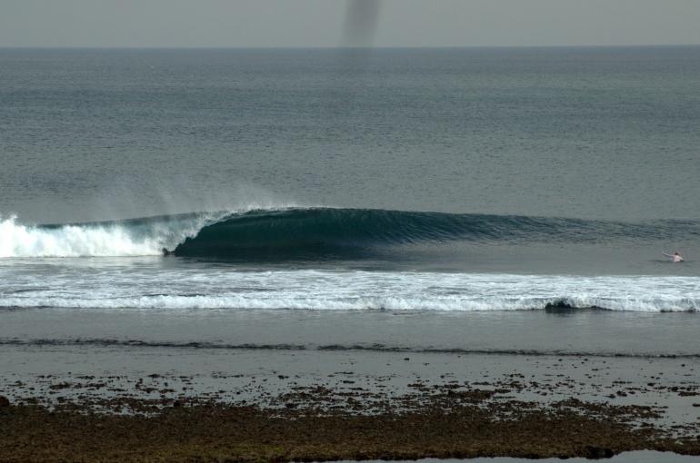 Bali Surf. Bingin.