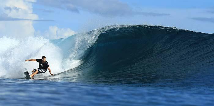 Sanbi's Surf.