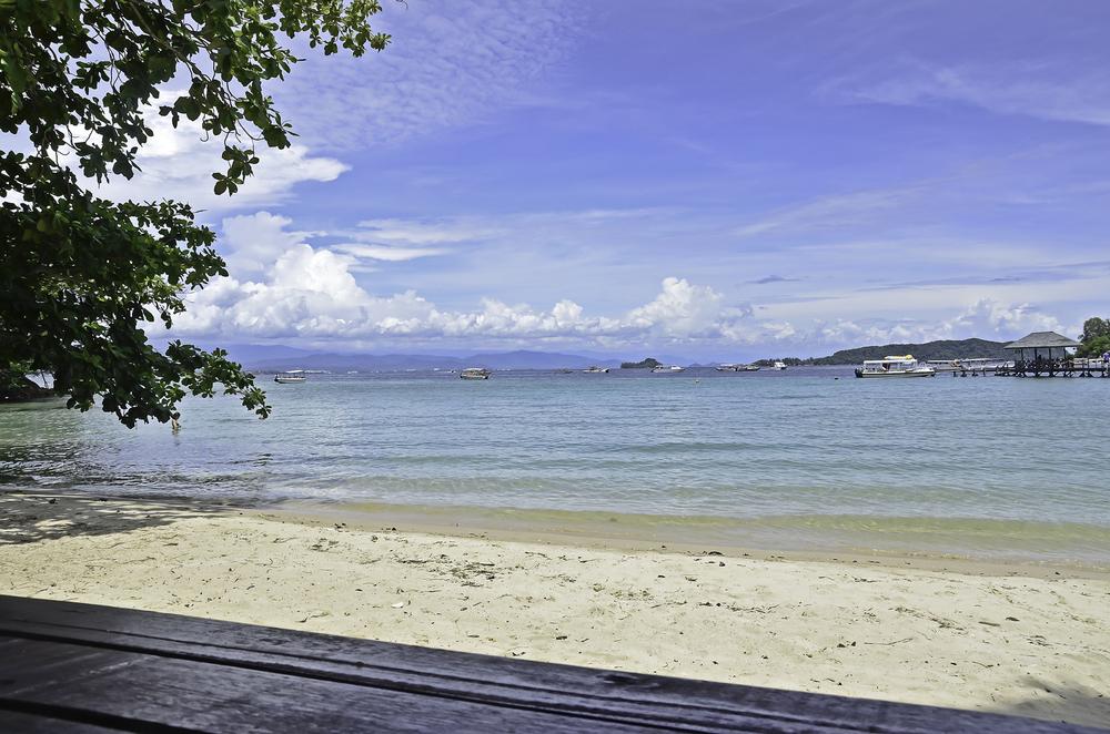 Borneo Beach.
