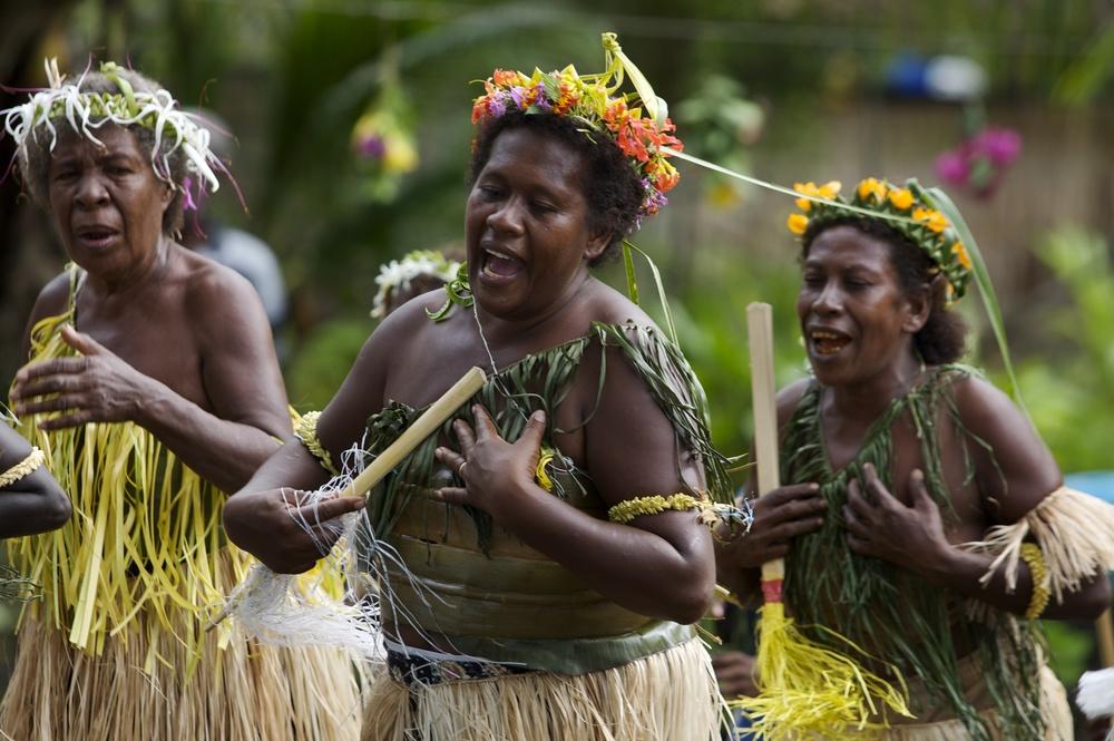 Solomon Islands Village Stay