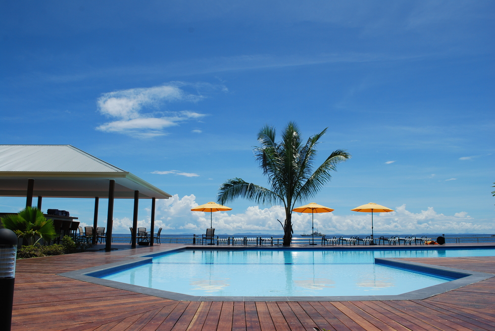 Honiara Hotels. Heritage Park.