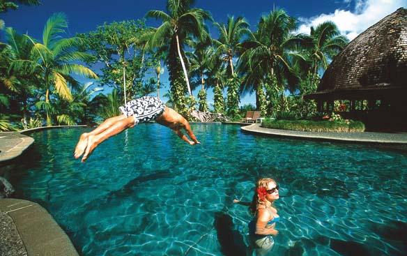 Sinalei Resort.