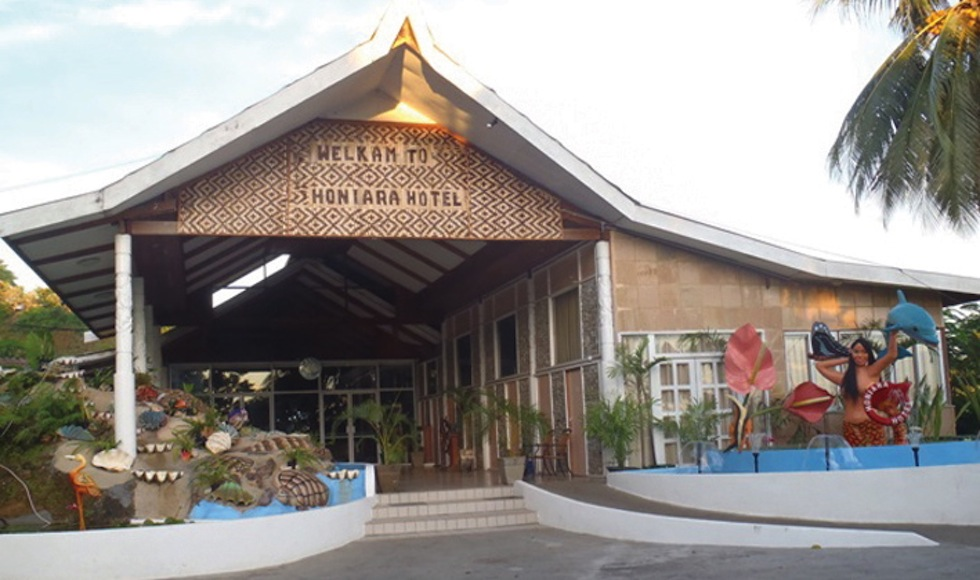 Honiara Hotel.