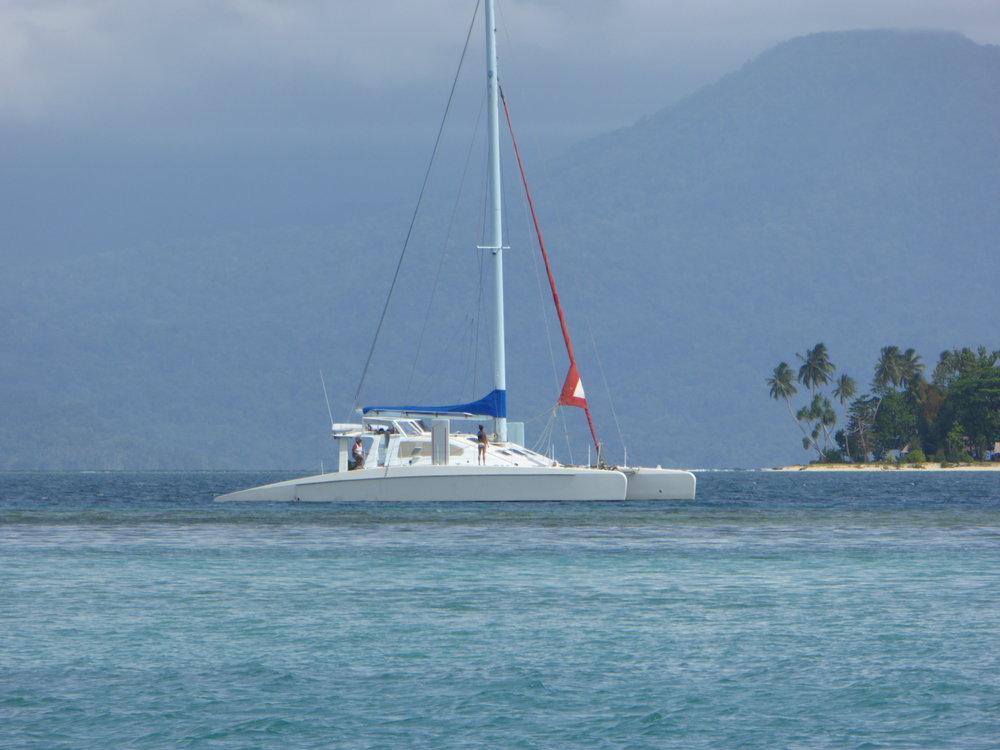 Paradise Cruises Catamaran