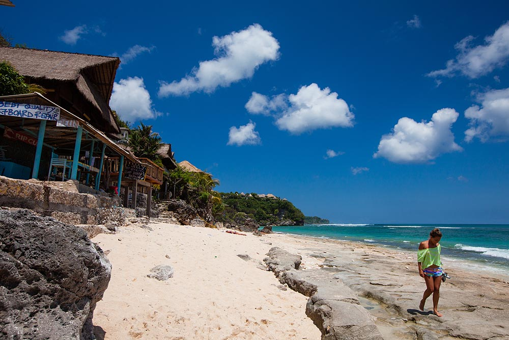 Blue Beach House - Bingin Beach