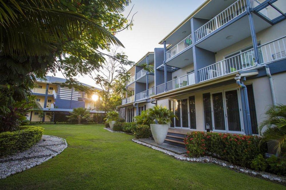 HONIARA HOTELS -