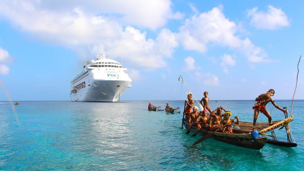 SOLOMON ISLANDS' CRUISES -