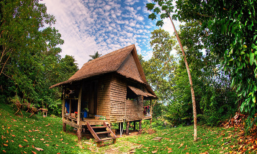 Tetepare Eco Lodge -