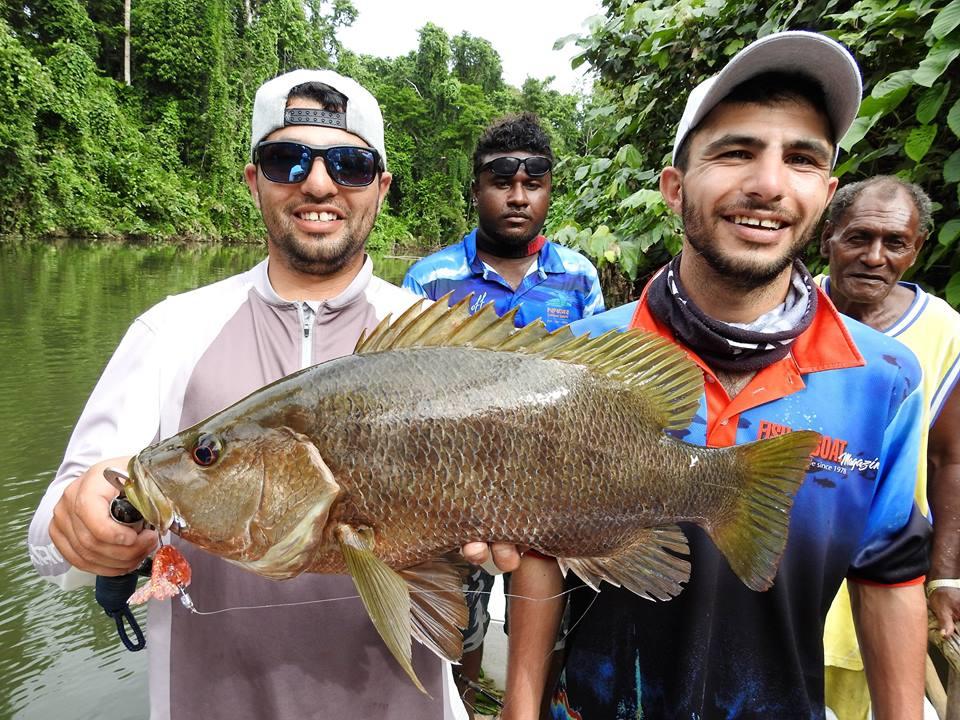 FISHING TRIPS -
