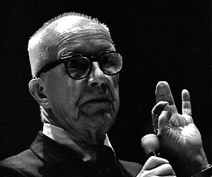 R. Buckminster Fuller - Architect, Designer, Inventor