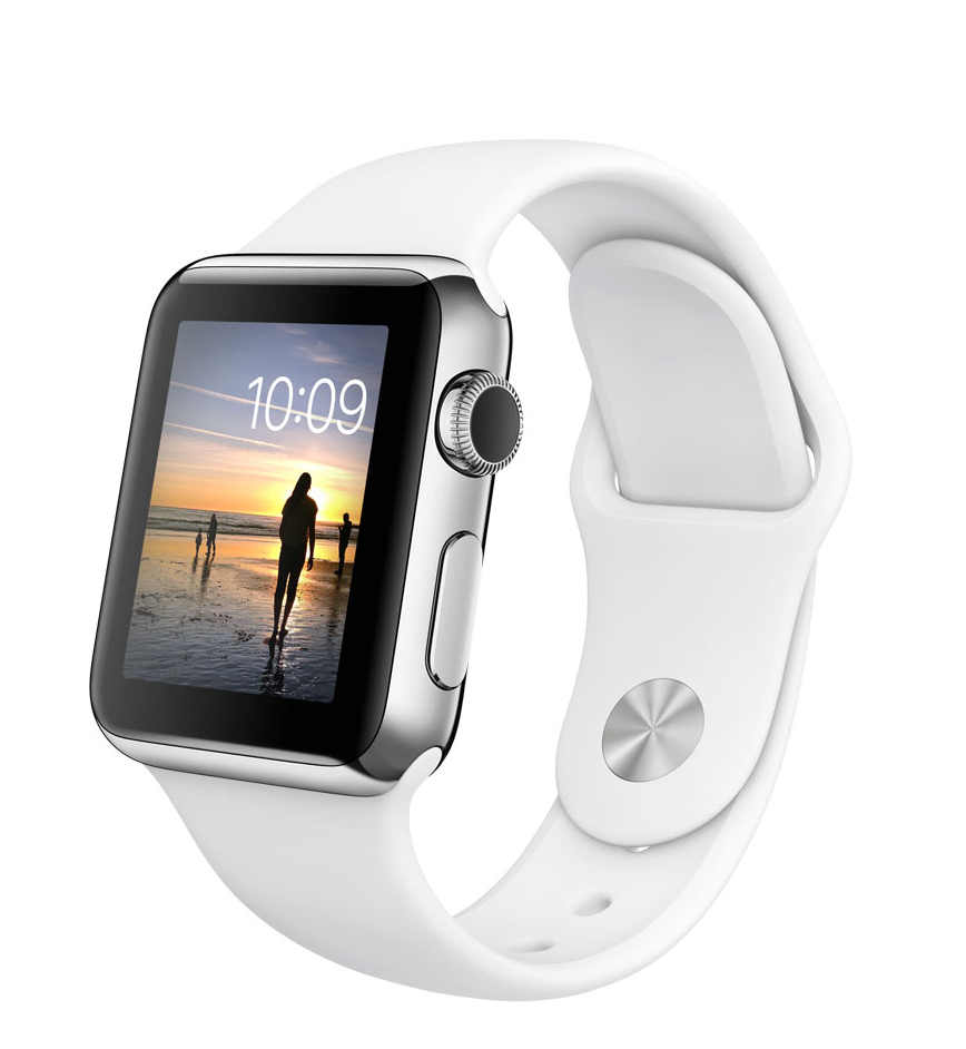 Apple Watch - launching in 2015.  How will it touch your life?  How will it change how you do business?
