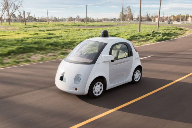 Google's driverless car prototypes have recently found a new testing ground in Austin, TX.