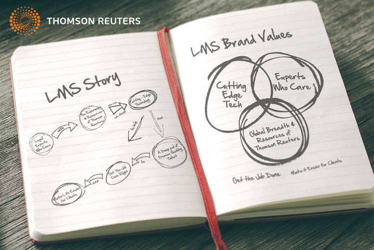 Thomson reutersVideo content and digital brand strategy helps Thomson Reuters launch industry-disrupting software.